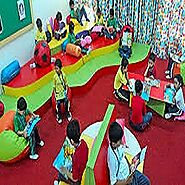 Kids Playgroup School in India - Treehouseplaygroup