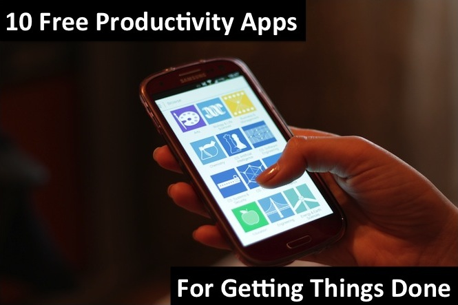 Headline for Best Free Productivity Apps