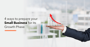 4 Ways To Prepare Your Small Business For Its Growth Phase | News Ideology