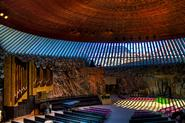 Temppeliaukio Church - Wikipedia, the free encyclopedia