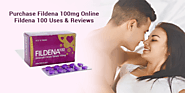 Buy Fildena 100 Tablets | Cheap Fildena 100 reviews, Side Effects