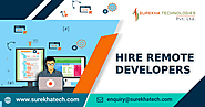 Hire Our Dedicated Remote Developers - Surekha Technologies