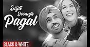 Pagal Lyrics (Official B&W Video Lyrics) | Diljit Dosanjh | Latest Punjabi Songs 2020 Lyrics | Speed Records - Diljit...