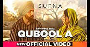 Qubool A Lyrics (Full Video Lyrics)| Sufna | Ammy Virk | Tania | Hashmat Sultana | B Praak | Jaani | New Song Lyrics ...