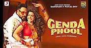 Badshah - Genda Phool Lyrics | Jacqueline Fernandez | Payal Dev | Official Music Video 2020 Lyrics - Badshah, Payal D...