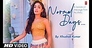 Normal Days Lyrics | Khushali Kumar | Jigar Panchal, Chirag Panchal | T-Series