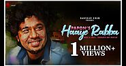 Haaye Rabba Lyrics - Official Music Video | Papon | Siddharth A. Bhavsar | Indie Music Label - Papon Lyrics