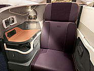 Best Ways To Book Singapore Airlines Business Class flights