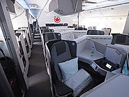 Get up to 40% off on Air Canada Business Class Flights & Reservations