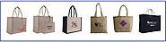 Jute Bags – Elegant and Classy Promotional Gifts March 25, 2019 18:30