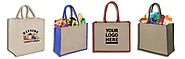 Promotional Jute Bags: A Superb Trending Product In Modern Business