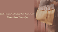 Best Printed Jute Bags for Your Next Promotional Campaign - PROMOTIONAL ECO BAGS AUSTRALIA