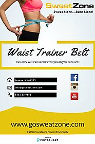 High-Quality Waist Trainer Belt – goSweatZone