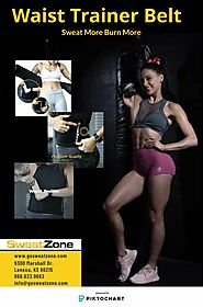 Shop Waist Trainer Belt Online | goSweatZone
