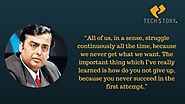 A FAMOUS QUOTE BY THE BUSINESS MAGNATE