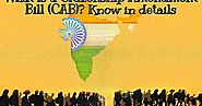 What is the Citizenship Amendment Bill (CAB)? Know in detail - Technical Kanu | Technology Information