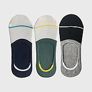 Buy Online 100% Cotton Unisex Loafer Sockes at Curveit