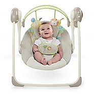 Ingenuity Soothe 'n Delight Portable Swing Review | Babies Wiki