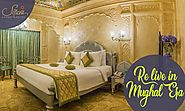 Hotels in Hyderabad - Sitara 5 Star Hotel in Ramoji Film City.