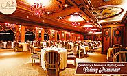 Galaxy Restaurant in Sitara Luxury Hotel Ramoji Film City.