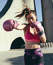 Why kickboxing is a good fitness workout and self-defense training?