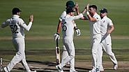 South Africa v England: Tourists crumble as 15 wickets fall on the second day