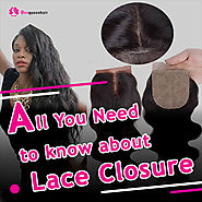 All You Need to Know about Lace Closure • Beequeenhair Blog