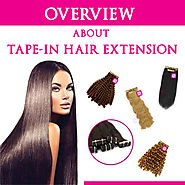 Overview about tape in hair extensions • Beequeenhair Blog