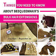 Things you need to know about Beequeenhair's bulk hair extensions • Beequeenhair Blog