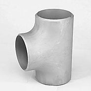 Butt-welded Pipe Fitting Equal Tee & Unequal Tee Suppliers, Dealer, Manufacturer and Exporter in India