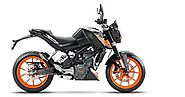 KTM 200 Duke Price in India