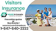 Visitors Insurance in Mississauga - Gifyu