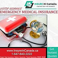Visitor Insurance for Parents  - $200.00 CAD Listing ID: 136540