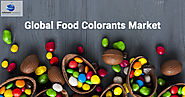 Global Food Colorants Market up to 2023 | Chemicals Market Research