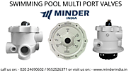 Swimming Pool MULTIPORT VALVES