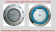 Underwater Light Manufacturers in India