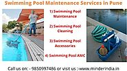 Swimming Pool Maintenance Services in Pune