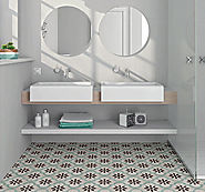 Tile Store Mississauga - The Latest Trends in Bathroom Flooring