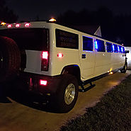 Hummer Stretch Limousine Dallas - Fort Worth Texas