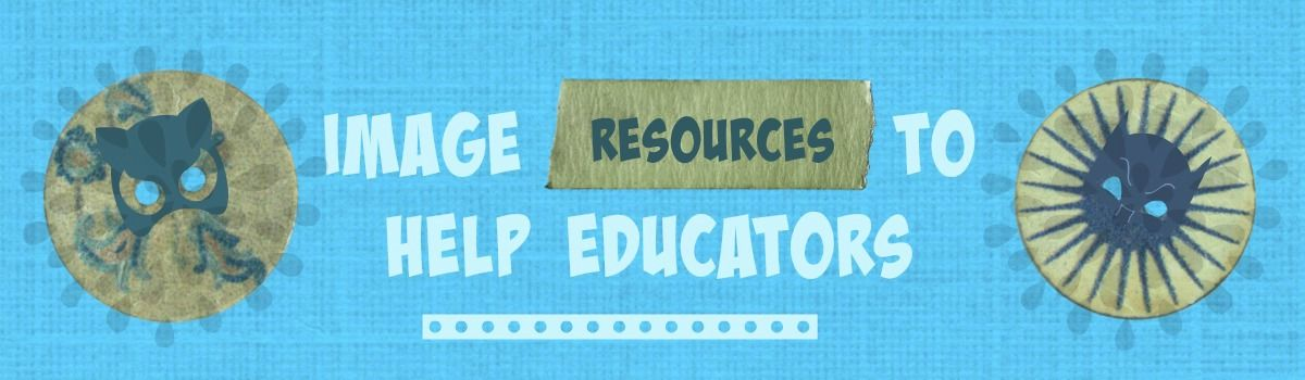Headline for Image Resources To Help Educators