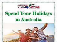 Spend Your Holidays in Australia