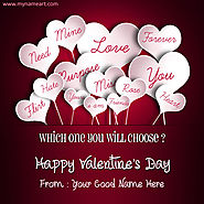 Happy Valentines Day Wishes for Valentine's Day 2020 | Valentines Day Wishes Pics, Photos