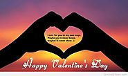 Happy Valentines Day Messages 2020 | Valentines Day Wishing Sms For Friends, Family, & Crush