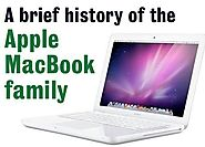 A brief history of the Apple MacBook family | Network World