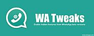 WA Tweaks APK 2.8.0 Download Latest Version for Android