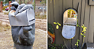 30+ Instances Folks's Mailboxes Had been So Inventive They Stunned The Entire Neighborhood - Just LoL Pictures