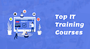 Top IT Training Courses That Will Get You A Better IT Career