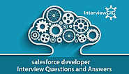 Salesforce Developer Interview Questions and Answers | InterviewGIG