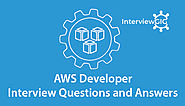 AWS Developer Interview Questions and Answers | InterviewGIG