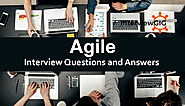 Agile interview Questions and Answers | InterviewGIG